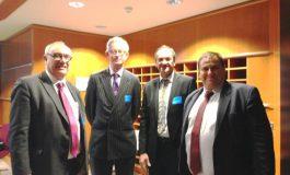 Българският евродепутат Емил Радев (ГЕРБ/ЕНП) се срещна с представители на Паневропейската организация на адвокатите, работещи в областта на телесните увреждания