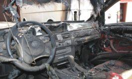 Пожар в Белослав изпепели три коли