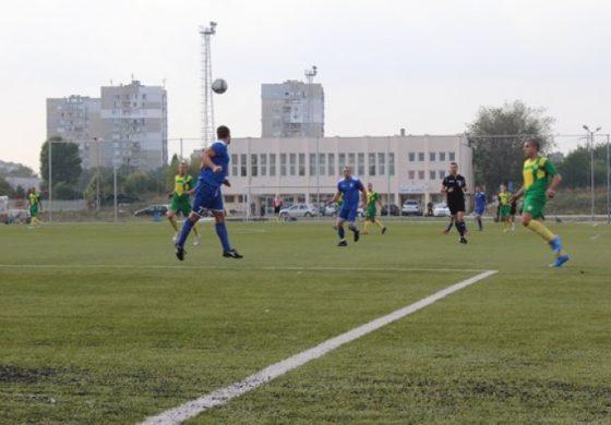 """""""Спартак"""" удари """"Аксаково"""" с 6-0"""