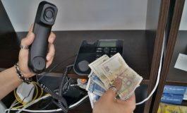 Безработен длъжник станал куриер на телефонни измамници