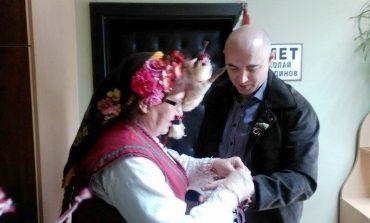 По инициатива на ГЕРБ-Владиславово Баба Марта закичи с мартенички и малки, и големи