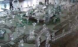 Уникална стъкларска пещ отпреди 50 години е запазена като експонат в Музея на стъклото в Белослав