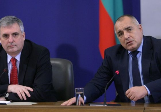 Ивайло Калфин подаде оставка, Бойко Борисов я прие