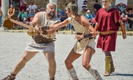 Гладиатори мерят сили в Девня