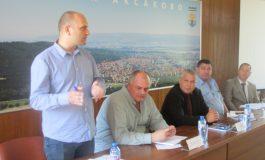 Народният представител от ГЕРБ Павел Христов се срещна с кметовете  на населените места в община Аксаково