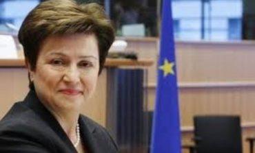 """Кристалина на среща на тайното световно правителство """"Билдерберг"""" в Дрезден"""