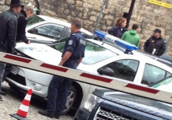 """Полиция блокира """"Слънчев бряг"""""""
