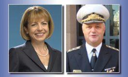 ГЕРБ издига кандидат-президентската двойка Йорданка Фандъкова - адмирал Пламен Манушев?