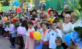 """Отново книги вместо цветя за първия учебен ден в """"Камчия"""""""