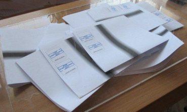Изборни резултати за област Варна и община Провадия - 1