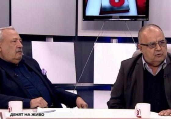 Божидар Димитров и Иван Гарелов се предлагат за премиер и президент в ефир! Двамата с много опасно предупреждение