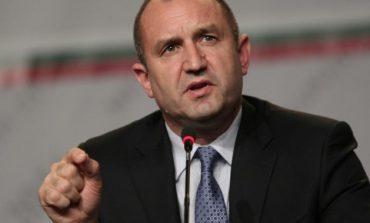 Румен Радев: Ще назнача кабинет, след като встъпя в длъжност
