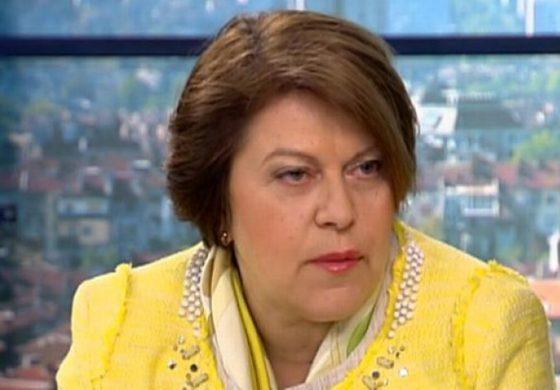"""Татяна Дончева : """"Да, България"""" е опит за преопаковане на Реформаторския блок"""