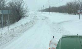 Кметът на Девня търси роторен снегорин за пътя към с. Кипра