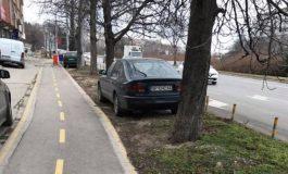След съдебно решение във Ветрино намалиха глобите за паркиране по тротоарите и градинките