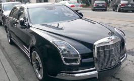 Mercedes S600 на новия век
