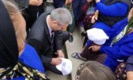 ДПС събра стотици на възпоменателен митинг в Медовец