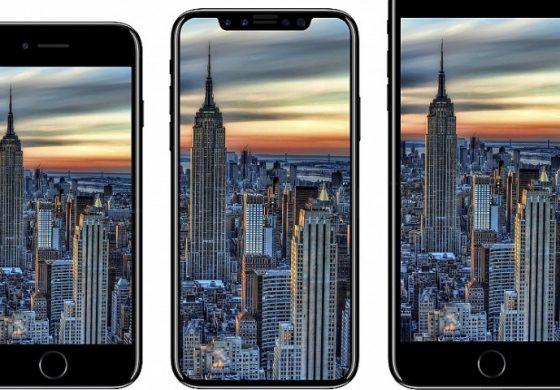 iPhone 8 ще е по-голям от iPhone7 и по-малък от iPhone 7 Plus