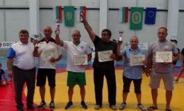 Отбор по борба от Средец грабна две първи места на турнир в Аспарухово
