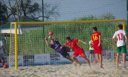 Шкорпиловци е домакин на втория кръг на първенството по плажен футбол