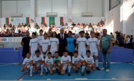 Министър Кралев откри XXII Държавни игри на спортистите от малките селища