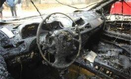 Намериха тяло на мъж в изгорял автомобил във Варненско