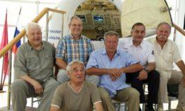 """Камчия"" посреща шестима космонавти"