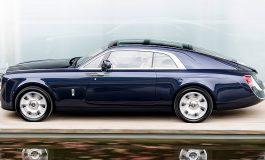 Rolls-Royce показа най-скъпия автомобил, правен досега (снимки)