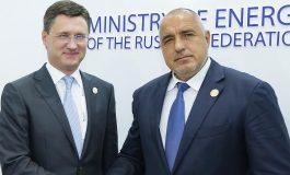 Борисов иска да върне доверието на Русия в общите енергийни проекти