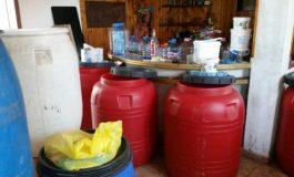 Конфискуваха над 600 литра нелегален алкохол в Бяла