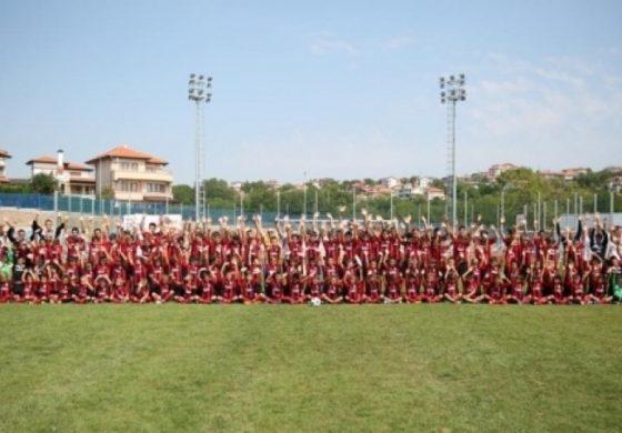 Milan Junior Camp Бяла 2017 остави в историята безброй усмивки и щастливи деца (снимки)