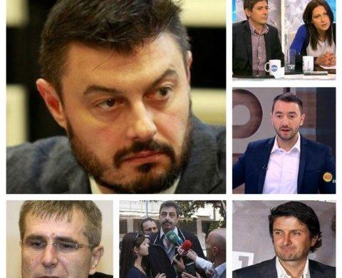 """Бареков с разтърсващи разкрития за палатите на журналисти: Цацаров да каже как Цолова и безработният й мъж си купиха триетажна къща в """"Драгалевци"""""""