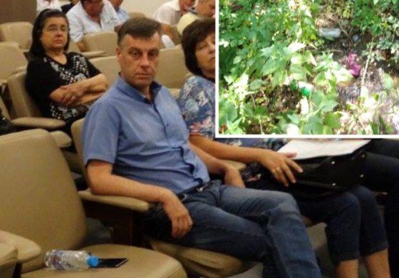Анатоли Атанасов - Кивито ли позволи мястото за отдих зад калето да се превърне в тоалетна