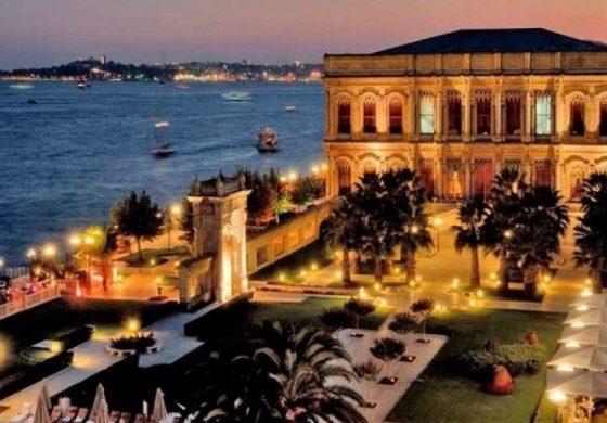 9 исторически хотела в Истанбул (галерия)