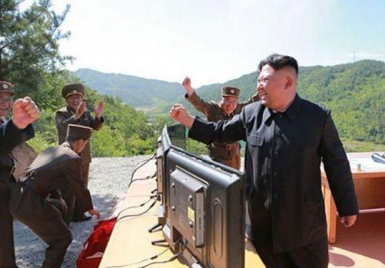 Ким Чен Ун срещу Тръмп – рибарски гемии срещу атомни подводници
