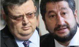 Главният прокурор Сотир Цацаров за протеста на Христо Иванов: Когато политическата ти дейност е резултат от грантове, следваш модела, за да не ти спрат спонсорството