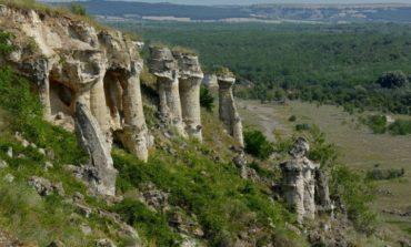 """Незаконно сметище изникна до природния феномен """"Побити камъни"""" край Варна"""