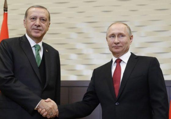 Путин: Отношенията между Москва и Анкара са напълно възстановени