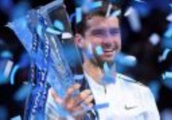 Чудото се случи! Григор Димитров с шампионска титла в Лондон! Благодари на публиката и на Никол!