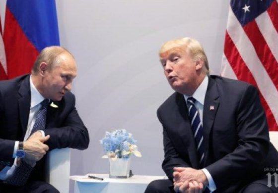 """""""Галъп"""" с горещо проучване: Путин най-харесван по света и у нас! Меркел и Тръмп издишат"""