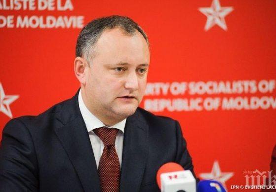 Молдова направи стъпка към Москва: Без Русия не можем да се развиваме