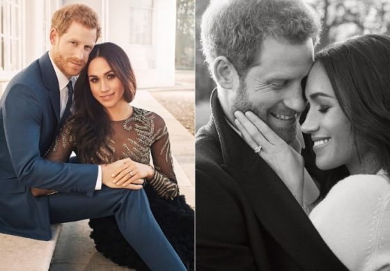 Ето ги официалните снимки на принц Хари и Меган Маркъл