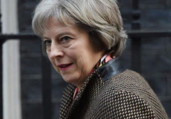 Британските специални служби осуетиха опит за убийството на Тереза Мей