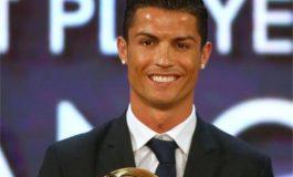 И носителят на Златната топка е…Роналдо, разбира се