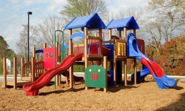 Нова детска площадка бе открита в село Горен чифлик