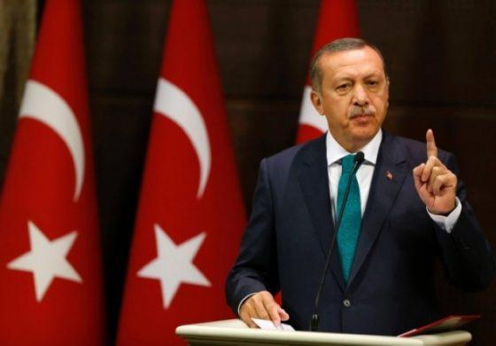 Реджеп Ердоган: Който се изпречи на пътя ни, ще бъде унищожен