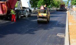 Община Дългопол ремонтира пътната инфраструктура на територията си със собствени средства