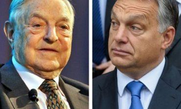 """Унгария пише закони """"Спри Сорос"""". Налага 25% данък на организации, финансирани отвън"""