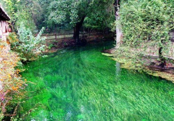 Река Девня – българският Манчестър*