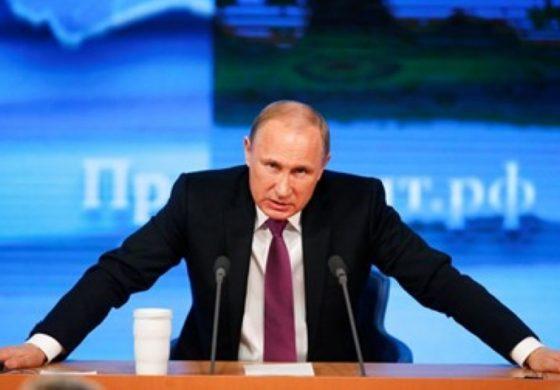 Путин без страници в социалните мрежи като кандидат-президент на Русия